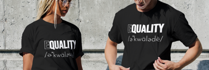 Equality Unisex Tee