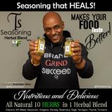Benefits of T's Seasoning