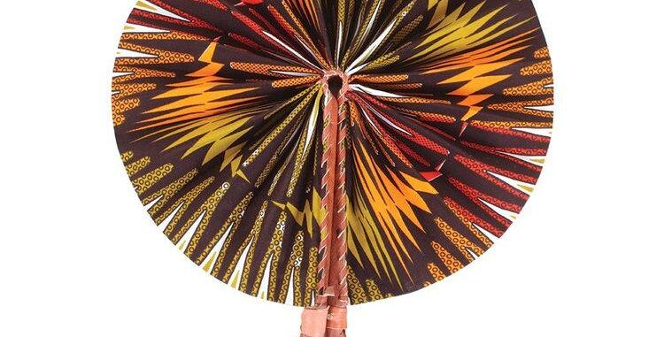 Summer Vibes Folding Fan