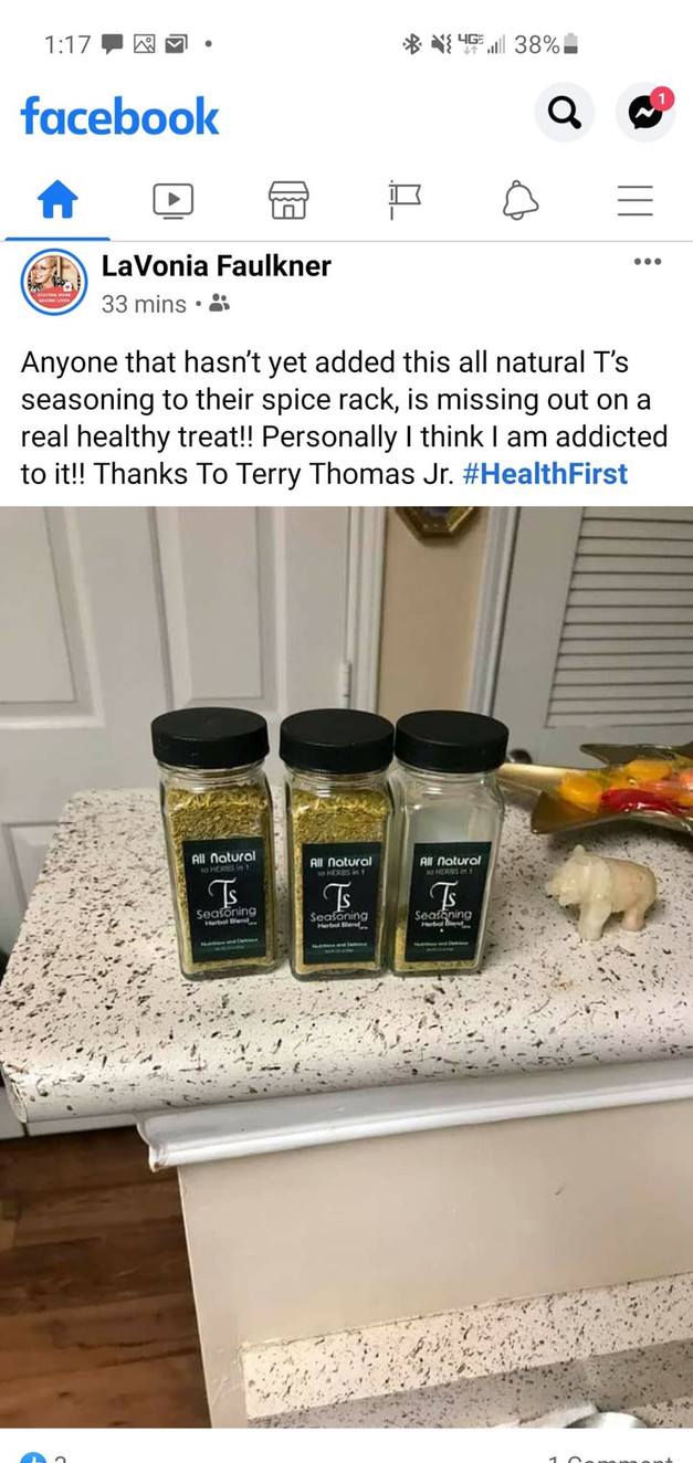Stocked with T's Seasoning
