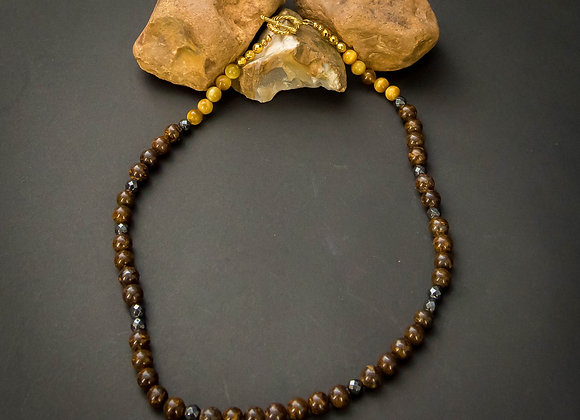 Rattle Snake | Necklace