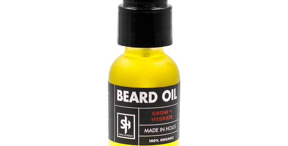 Hydrating Beard Oil
