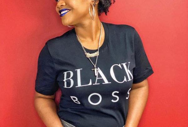 Black Boss Unisex Tee