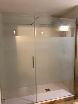 Douche italienne chambre Etang