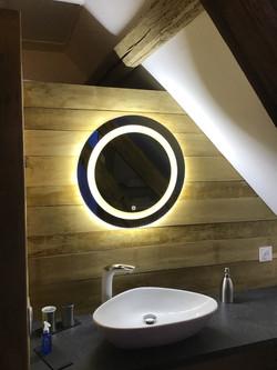 Salle de bain chambre Chêne
