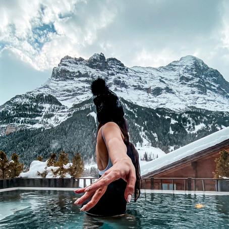 Une parenthèse hivernale dans les alpes Bernoises