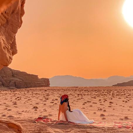 Préparer votre voyage en Jordanie