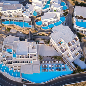 Les 10 meilleurs hôtels accessibles à Mykonos