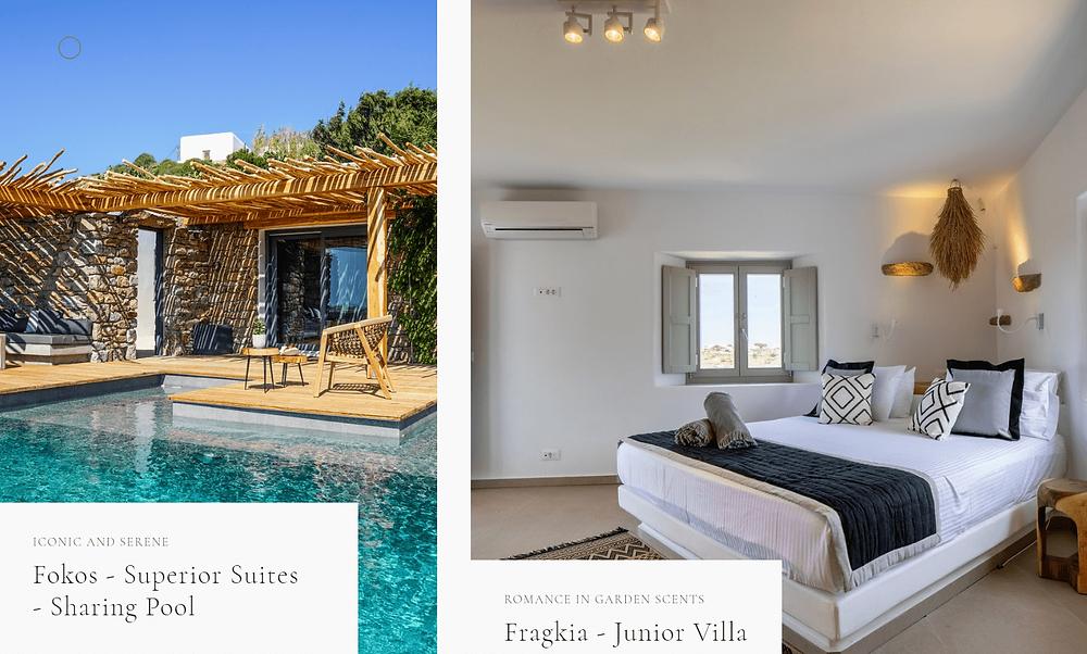hôtel mykonos pas cher luxe accessible villa entière à louer airbnb booking expedia