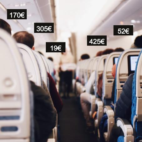 Commment acheter un vol pas cher ?