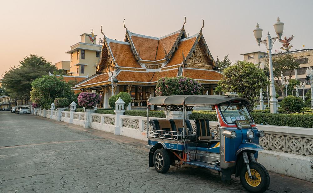 laos voyage itinéraire préparation