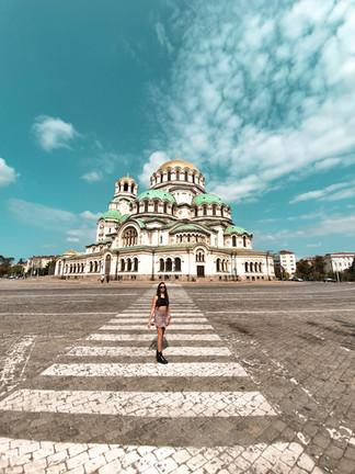 sofia bulgarie voyage