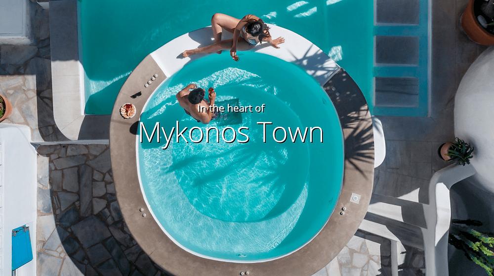 carbonaki hotel pas cher mykonos promo offre