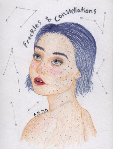 Freckles & Constellations