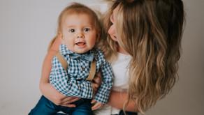 Fun Portraits with Langston + Elizabeth   Hazard, KY   Kentucky Family Photographer