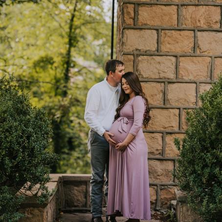 Waiting for Baby Morgan's arrival   Hazard, KY   Kentucky Family Photographer