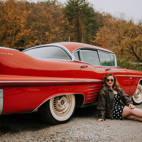 Classy Senior Portraits with Bre Hall | PCCHS Senior | Kentucky Senior Photographer