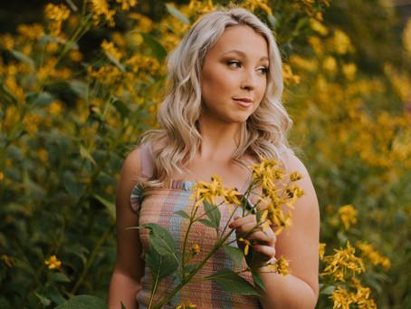 Late Summer Portraits with Senior Jesalyn Maggard | Cornettsville, KY | Kentucky Senior Photographer