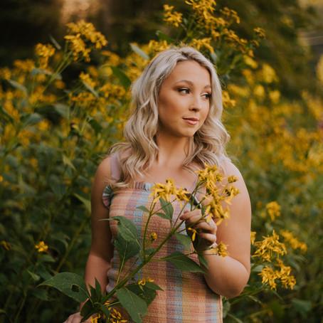 Late Summer Portraits with Senior Jesalyn Maggard   Cornettsville, KY   Kentucky Senior Photographer