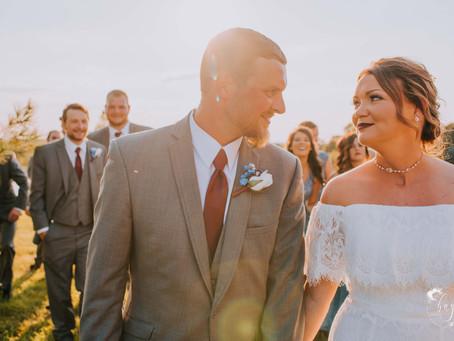 Springfield Barn Wedding | Kentucky Wedding Photographer