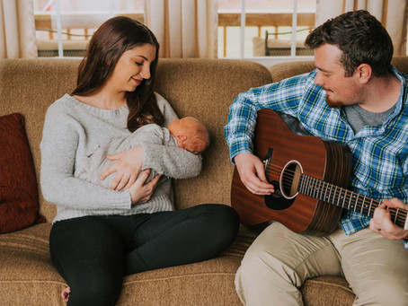 Introducing Jackson Malachi Yates | Pounding Mill, VA | Virginia Family Photographer