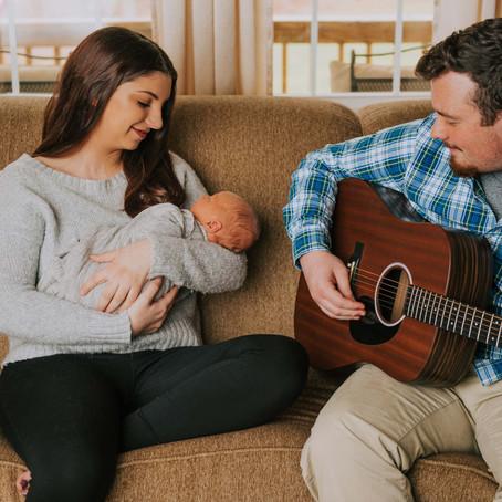 Introducing Jackson Malachi Yates   Pounding Mill, VA   Virginia Family Photographer
