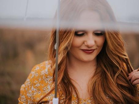 Portraits with University of Kentucky Grad Keisha Combs | Hazard, KY | Kentucky Senior Photographer
