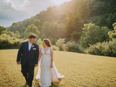 The Bakers Say I Do   Hindman, KY   Kentucky Wedding Photographer