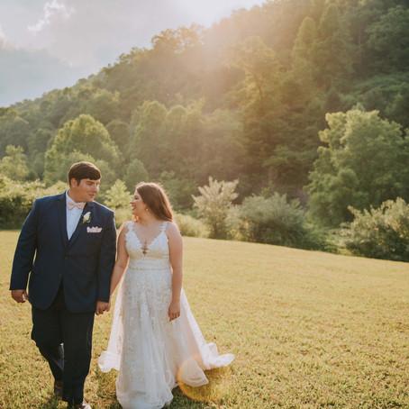 The Bakers Say I Do | Hindman, KY | Kentucky Wedding Photographer