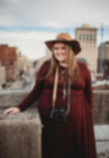 Photo of Brianna N. Griffith, Photographer + Designer