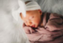 Newborn Studio Photo