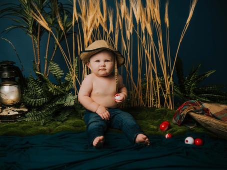 The Big One | Killian's First Birthday | Kentucky Family Photographer