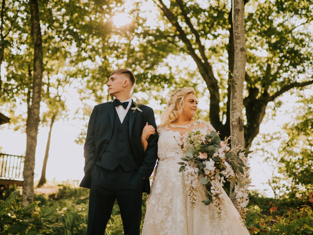 Beautiful Summer Wedding in Whiteburg | Mr. + Mrs. Brock | Kentucky Wedding Photographer