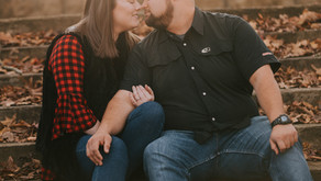 Celebrating One Year of Marriage with Keisha  + Dylan   Hazard, KY   Kentucky Photographer