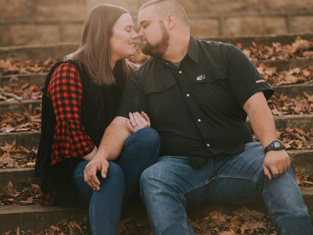 Celebrating One Year of Marriage with Keisha  + Dylan | Hazard, KY | Kentucky Photographer