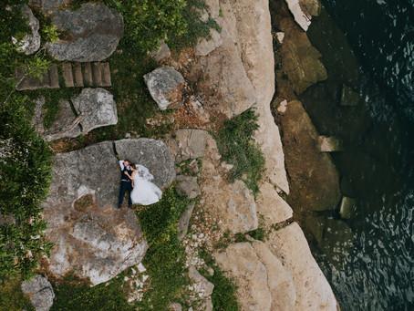 Intimate Lake House Wedding at Herrington Lake   The Fugates   Kentucky Wedding Photographer