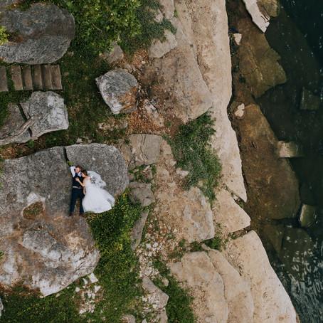 Intimate Lake House Wedding at Herrington Lake | The Fugates | Kentucky Wedding Photographer