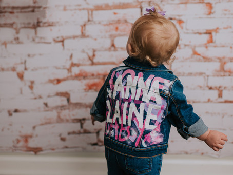Sweet Lainey is ONE! | Hazard, KY | Kentucky Family Photographer