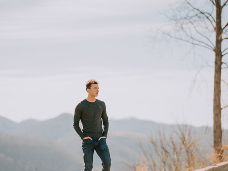 Portraits with Leslie County Senior Zack Parker | Hazard, KY | Kentucky Senior Photographer