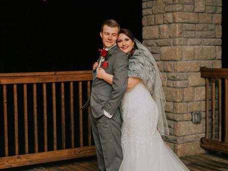 Dreamy New Years Eve Wedding - Mr + Mrs Coomer | Manchester, KY | Kentucky Wedding Photographer
