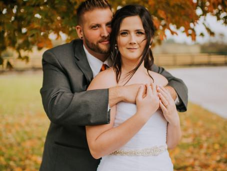 Fall Lexington Wedding at the Thoroughbred Center   Lexington, KY   Kentucky Wedding Photographer