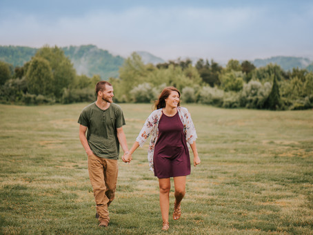 Tarra + Chase | Engagement at the Stonecrest Golf Course | Kentucky Engagement Photographer