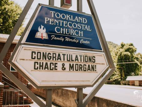 Grundy, Virginia Church Wedding | Travel Wedding Photographer