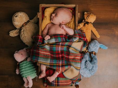 Introducing Mr. Caiden Ryan Bailey | Hazard, KY | Kentucky Family Photographer