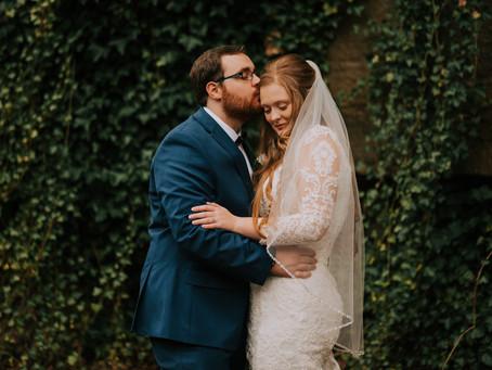 The Rices Say I Do | Smilax, KY | Kentucky Wedding Photographer