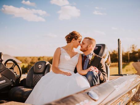 Reeling In A Roy | Kentucky Wedding Photographer