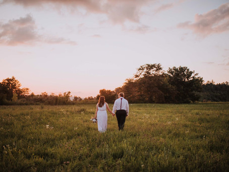 Golden Hour Inspired Styled Shoot | Featured By Kentucky Bride Magazine | KY Wedding Photographer