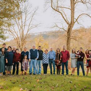 Extended Family Portrait Session | Cornettsville, KY | Kentucky Family Photographer