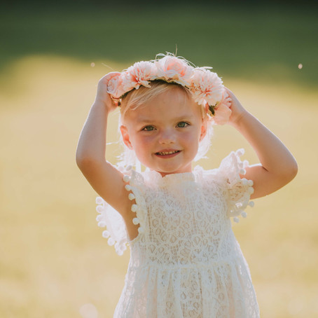 Summer Portraits with Kambri   Cornettsville, KY   Kentucky Family Photographer