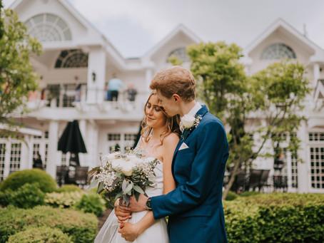 Elegant Wedding at The Signature Club of Lansdowne | Mr + Mrs Couch | Kentucky Wedding Photographer